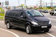 Mercedes-Benz W639 Viano stock foto's