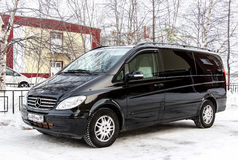 Mercedes-Benz W639 Viano Stock Photos