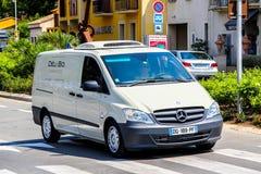 Mercedes-Benz W639 Vito Immagine Stock Libera da Diritti