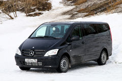 Mercedes-Benz W639 Vito Royalty Free Stock Image
