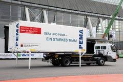 Mercedes Benz Wiesel Truck Stock Images