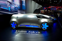 Mercedes-Benz wzrok Tokio Zdjęcia Stock
