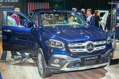 Mercedes-Benz X 250 d 4matic Obraz Royalty Free