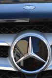 Mercedes bil arkivfoto