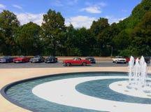 Mercedes bilar Royaltyfria Bilder