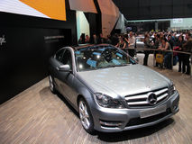Mercedes C 220 Immagine Stock
