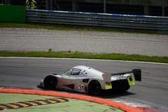 1990 Mercedes C11 Group C Prototype at Monza Stock Photo