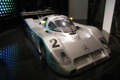 Mercedes C 291 Stock Images
