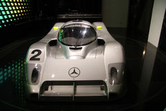 Mercedes C 291 Royalty Free Stock Photography