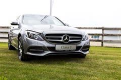 Mercedes car Royalty Free Stock Photos