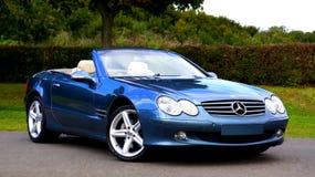 Mercedes, Car, Luxury, Modern Stock Photography