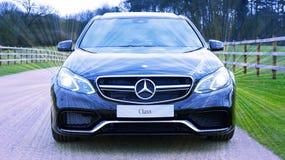 Mercedes, Car, Transport, Luxury Stock Photography