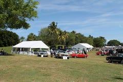 Mercedes cars at boca raton resort Stock Image