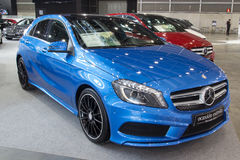 Mercedes A220 CDI Royalty Free Stock Photography