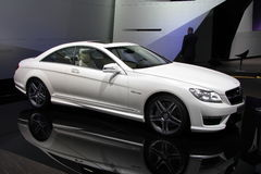 MERCEDES CL 63 AMG Royalty Free Stock Photos