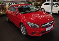 Mercedes CLA180 Immagini Stock
