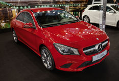 Mercedes CLA180 Stock Images