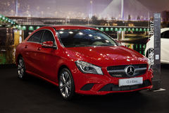 Mercedes CLA180 Royalty Free Stock Photography