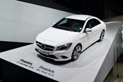 Mercedes CLA Royalty Free Stock Images