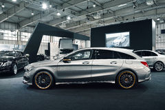 Mercedes CLA Shooting Brake royalty free stock images