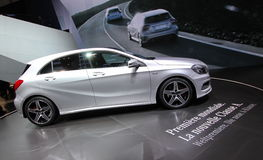 Mercedes Classe A Image stock