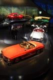 Mercedes Classics fotografía de archivo