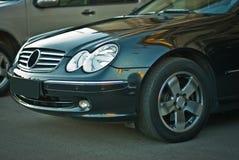 Mercedes CLK-Class Stock Image