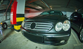 Mercedes CLK-Class Royalty Free Stock Photo