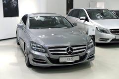 Mercedes CLS 350 CDI Stock Afbeelding