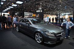 Mercedes CLS class Royalty Free Stock Images