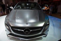 Mercedes Concept A-Class Stock Photos