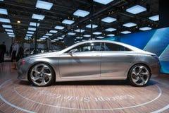 Mercedes Concept Style Coupe Stock Photos