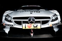Mercedes DTM Fotos de Stock Royalty Free