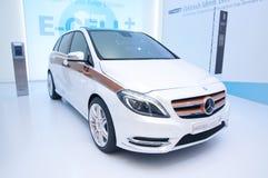 Mercedes E-CELL Royalty Free Stock Photos