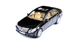 Mercedes e-class. New virsion of mercedes e-class with white background stock images
