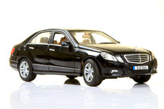 Mercedes e-class Royalty Free Stock Photos