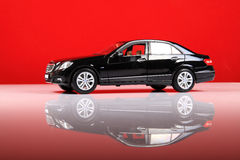 Mercedes Ekategorie Stockfoto