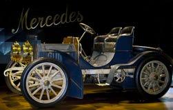 Mercedes Enkelsidig, 1902 Royaltyfri Foto