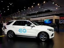 Mercedes  EQ Royalty Free Stock Photography