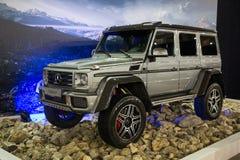 Mercedes G500 Fotos de Stock