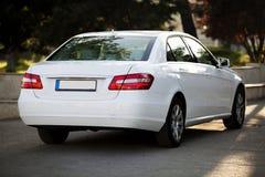 Mercedes-het model van de Benze klasse Royalty-vrije Stock Foto