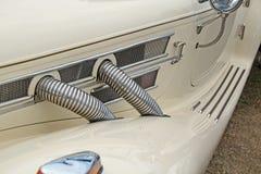 Mercedes 500k tourer vintage Royalty Free Stock Image