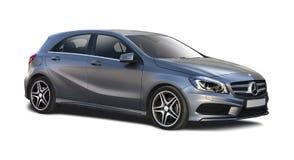 Mercedes-a-Klasse Royalty-vrije Stock Afbeelding