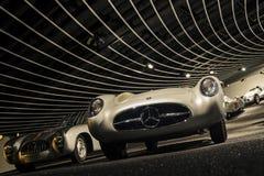 Mercedes Lineup arkivfoton