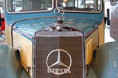 Mercedes märkeslogo Royaltyfria Bilder