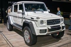 Mercedes-Maybach G 650 fotografia de stock royalty free