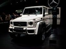 Mercedes-Maybach G 650 Landaulet in Genf 2017 Lizenzfreie Stockbilder