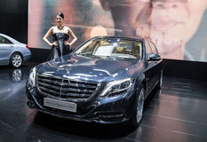 Mercedes Maybach S600 Royaltyfri Foto