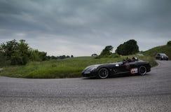 Mercedes-McLaren SLR Stirling Moss Stock Photo