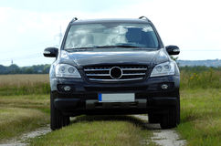 Mercedes ml Stock Photos